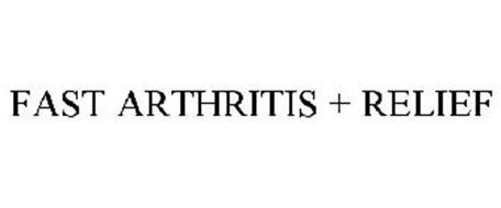 FAST ARTHRITIS + RELIEF