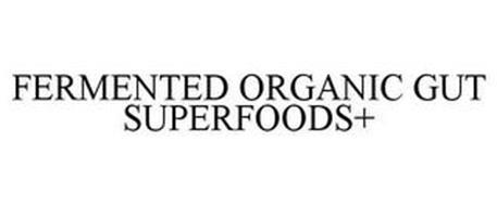 FERMENTED ORGANIC GUT SUPERFOODS+