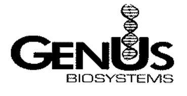 GENUS BIOSYSTEMS