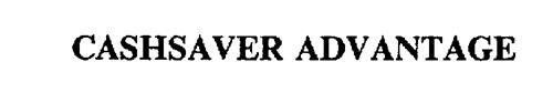 CASHSAVER ADVANTAGE