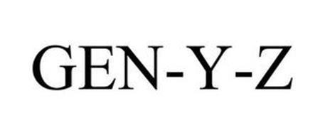GEN-Y-Z
