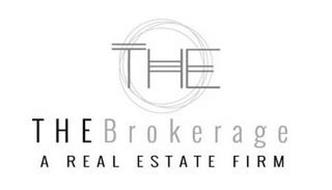 THE THE BROKERAGE A REAL ESTATE FIRM