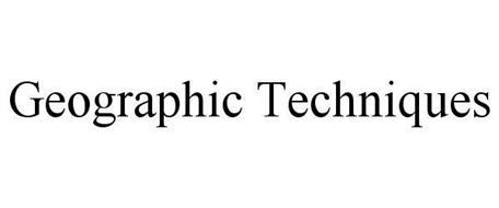 GEOGRAPHIC TECHNIQUES