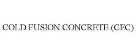 COLD FUSION CONCRETE (CFC)