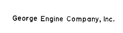 GEORGE ENGINE COMPANY, INC.