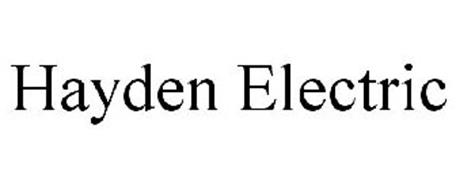 HAYDEN ELECTRIC