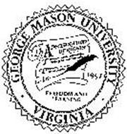 GEORGE MASON UNIVERSITY VIRGINIA FREEDOM AND LEARNING