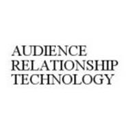 AUDIENCE RELATIONSHIP TECHNOLOGY