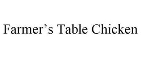 FARMER'S TABLE CHICKEN