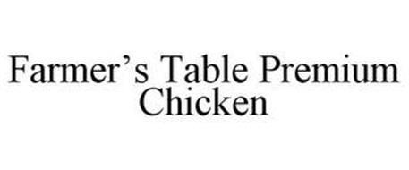 FARMER'S TABLE PREMIUM CHICKEN