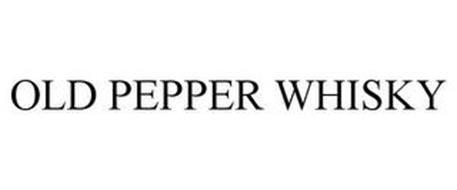 OLD PEPPER WHISKY