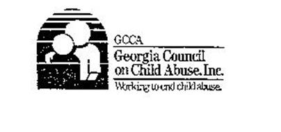 GCCA GEORGIA COUNCIL ON CHILD ABUSE, INC. WORKING TO END CHILD ABUSE.