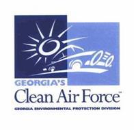 GEORGIA'S CLEAN AIR FORCE GEORGIA ENVIRONMENTAL PROTECTION DIVISION