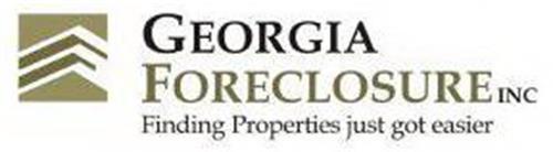 GEORGIA FORECLOSURE INC. FINDING PROPERTIES JUST GOT EASIER