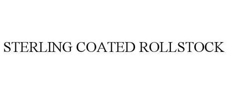 STERLING COATED ROLLSTOCK