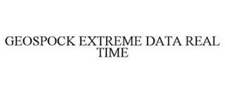 GEOSPOCK EXTREME DATA REAL TIME