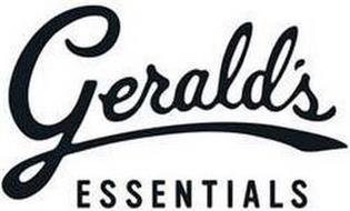 GERALD'S ESSENTIALS