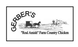 "GERBER'S ""REAL AMISH"" FARM COUNTRY CHICKEN"