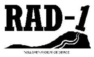 RAD-1 ROLLOVER AVOIDANCE DEVICE