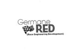 GERMANE RED (RACE ENGINEERING DEVELOPMENT)