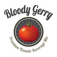 BLOODY GERRY PREMIUM TOMATO BEVERAGE MIX