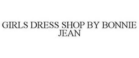 GIRLS DRESS SHOP BY BONNIE JEAN