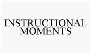 INSTRUCTIONAL MOMENTS