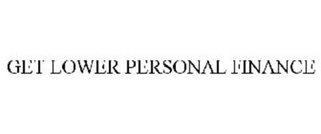 GET LOWER PERSONAL FINANCE