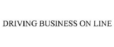 DRIVING BUSINESS ON LINE