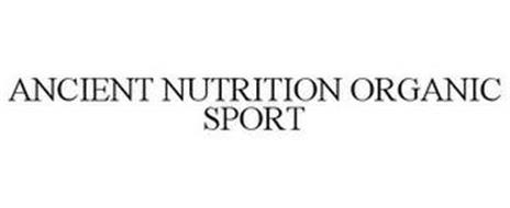 ANCIENT NUTRITION ORGANIC SPORT