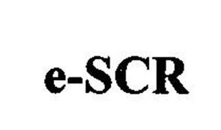 E-SCR