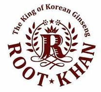 THE KING OF KOREAN GINSENG ROOT KAHN R