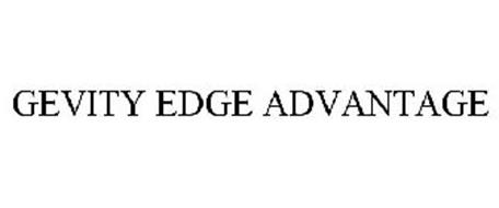 GEVITY EDGE ADVANTAGE
