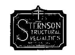STERNSON STRUCTURAL SPECIALTIES MADE IN CANADA