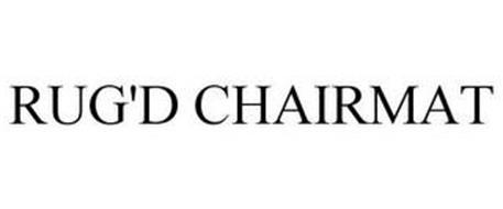 RUG'D CHAIR MAT