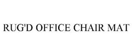 RUG'D OFFICE CHAIR MAT