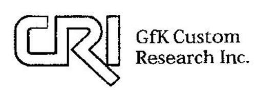 CRI GFK CUSTOM RESEARCH INC.