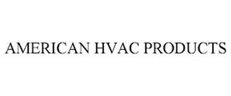 AMERICAN HVAC PRODUCTS