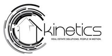 KINETICS REAL ESTATE SOLUTIONS. PEOPLE IN MOTION.