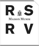 RS MAISON MUMM RV