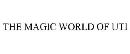 THE MAGIC WORLD OF UTI