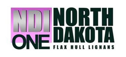 NDI ONE NORTH DAKOTA FLAX HULL LIGNANS