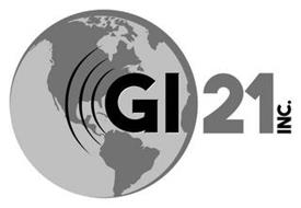 GI 21 INC.