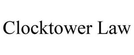 CLOCKTOWER LAW