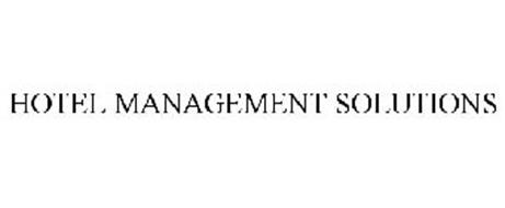 HOTEL MANAGEMENT SOLUTIONS