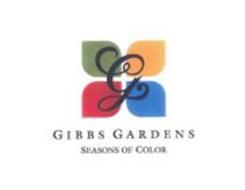 G GIBBS GARDENS SEASONS OF COLOR