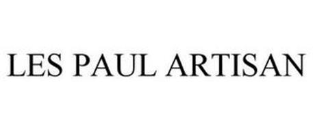LES PAUL ARTISAN