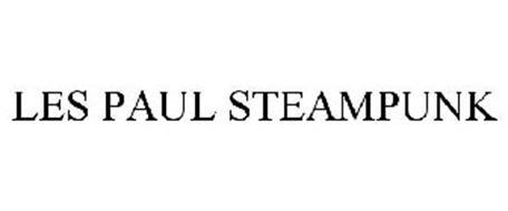 LES PAUL STEAMPUNK