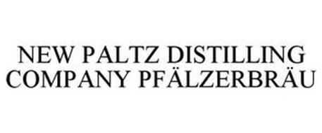 NEW PALTZ DISTILLING COMPANY PFÄLZERBRÄU