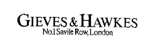 GIEVES & HAWKES NO.1 SAVILE ROW, LONDON
